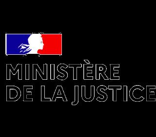 ministère de la justice logo