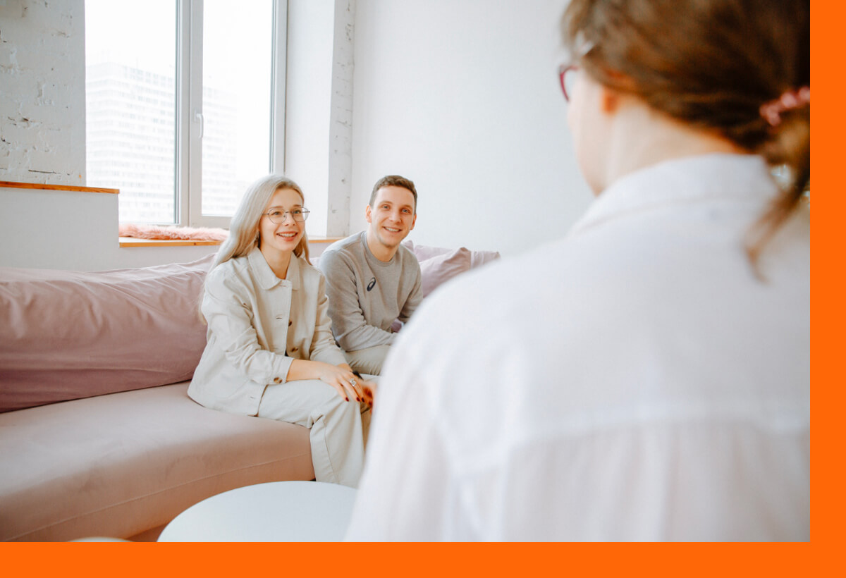 therapeute en consultation